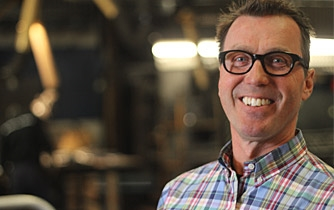 Anders Stegerud, engagerad VD